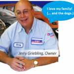 Profile picture of Jerry Griebling
